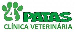 Logo Clínica Veterinária 4 Patas