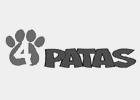 Logo Clínica Veterinária 4Patas